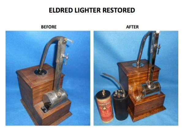 Eldred restored