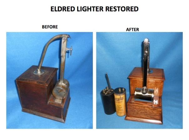 Elred restored