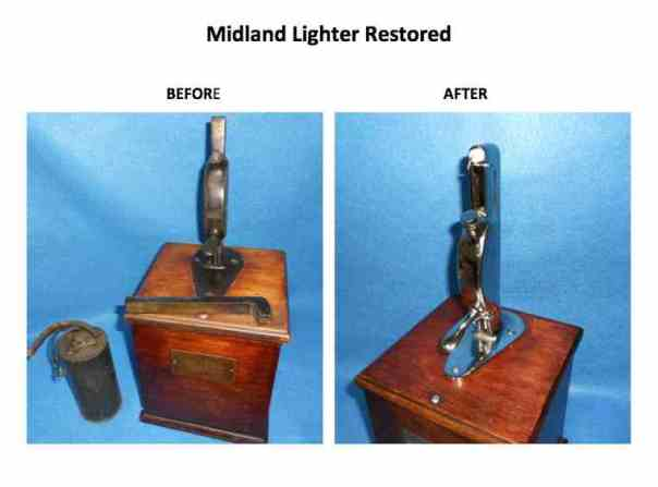 Molley lighter