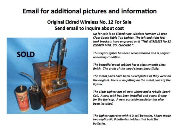 Sold Eldred No 1