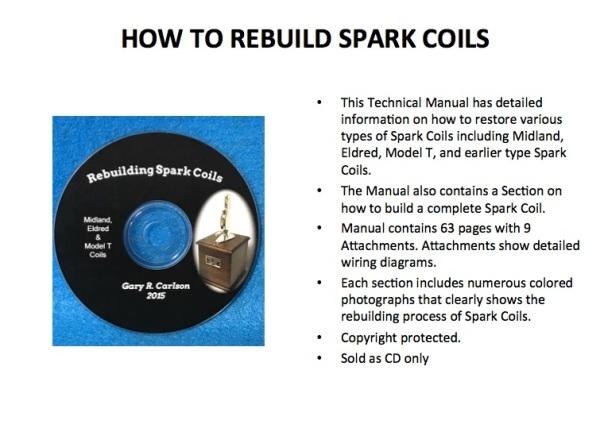 Rebuild Spark Coils