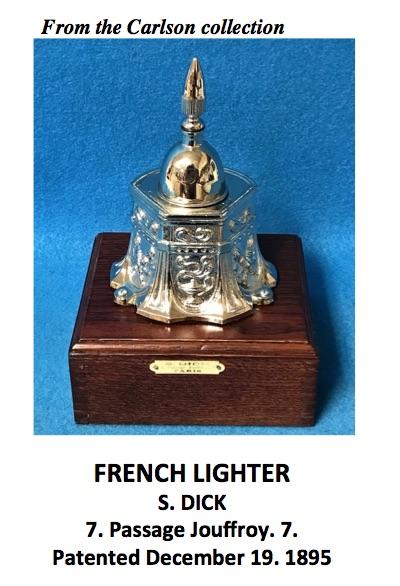 French Lighter
