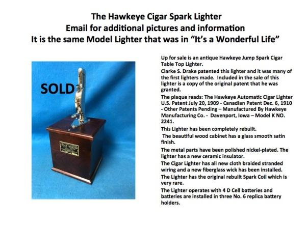 Hawkeye 2241 Sold