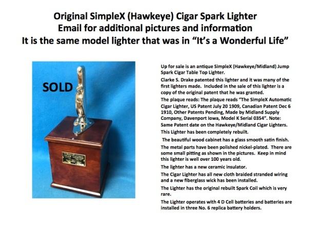 Simplex Sold