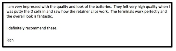battery comment