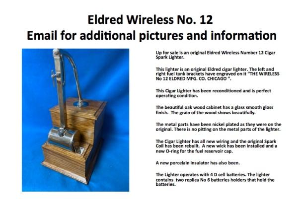 Eldred Oak