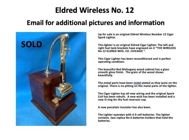 Eldred sold