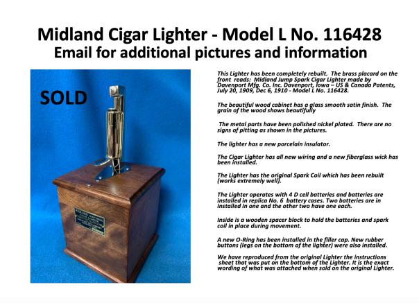 MIDLAND SOLD 116428