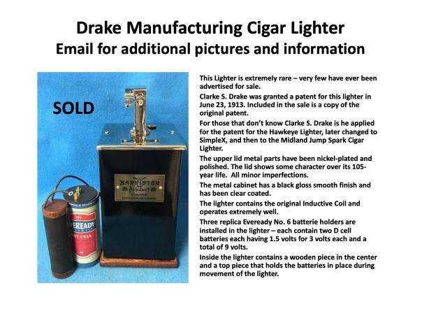 Drake Sold